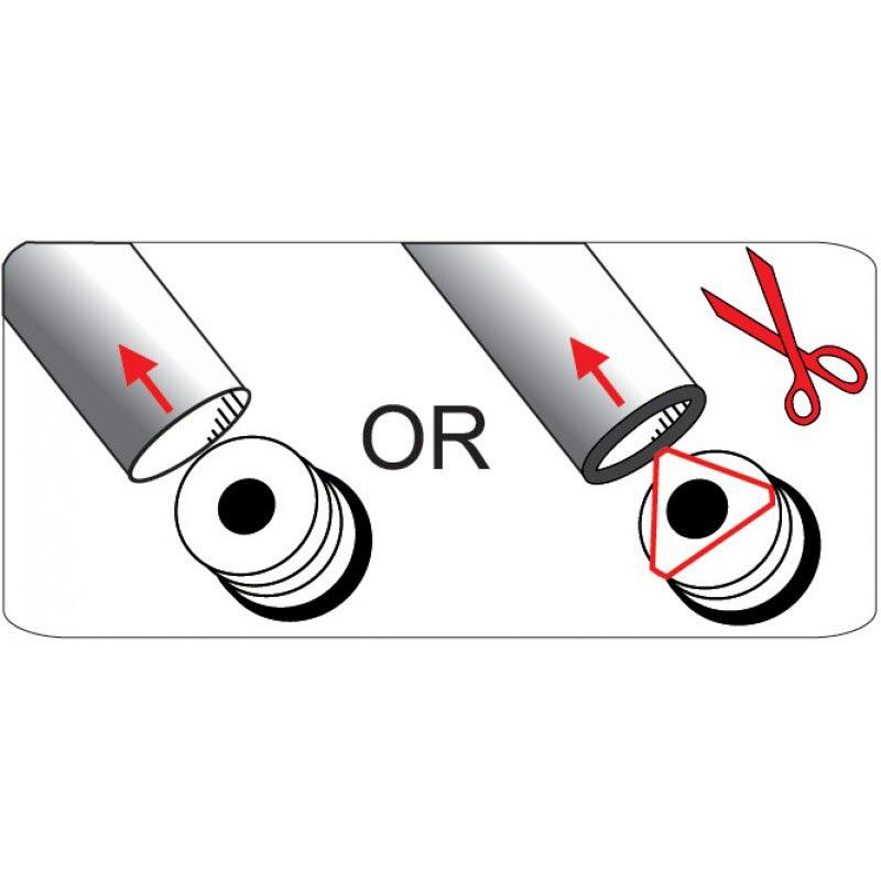 ESI Grips Tappi Manopole Bar Plugs guida installazione