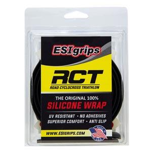 ESI Grips RCT Wrap nastro manubrio in silicone colore nero