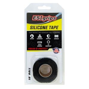 ESI Grips Silicone Tape nastro protettivo e riparazione colore nero