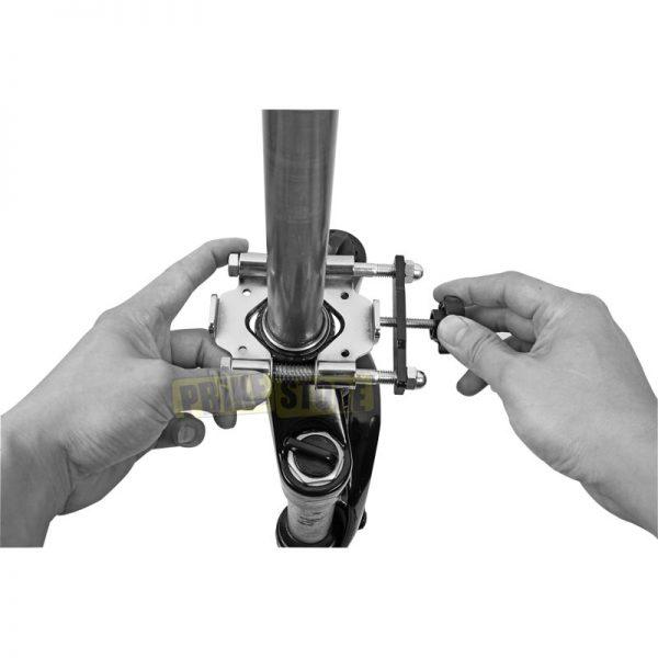 Estrattore Professionale Base serie sterzo Tb-1925, utilizzo