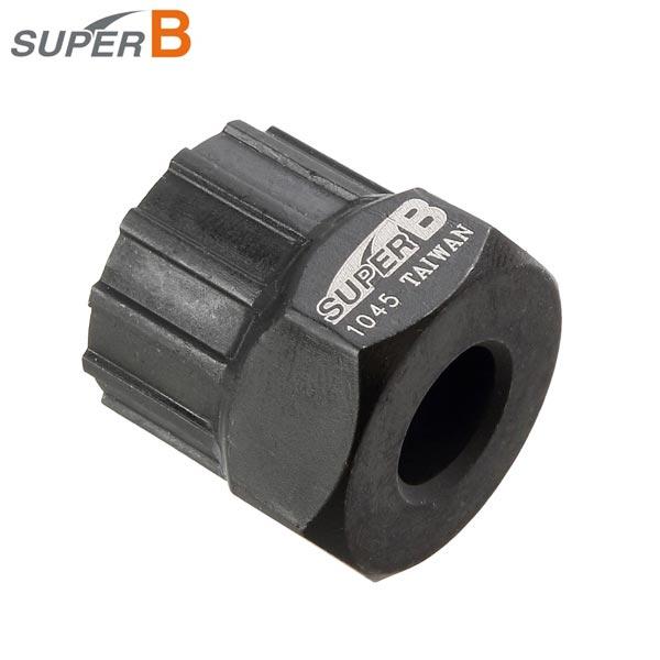 Super B TB-1045 Chiave cassetta pignoni per ghiera Shimano/Sram