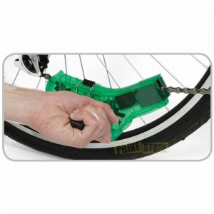 Finish Line Chain Cleaner Lavacatena Professionale in azione