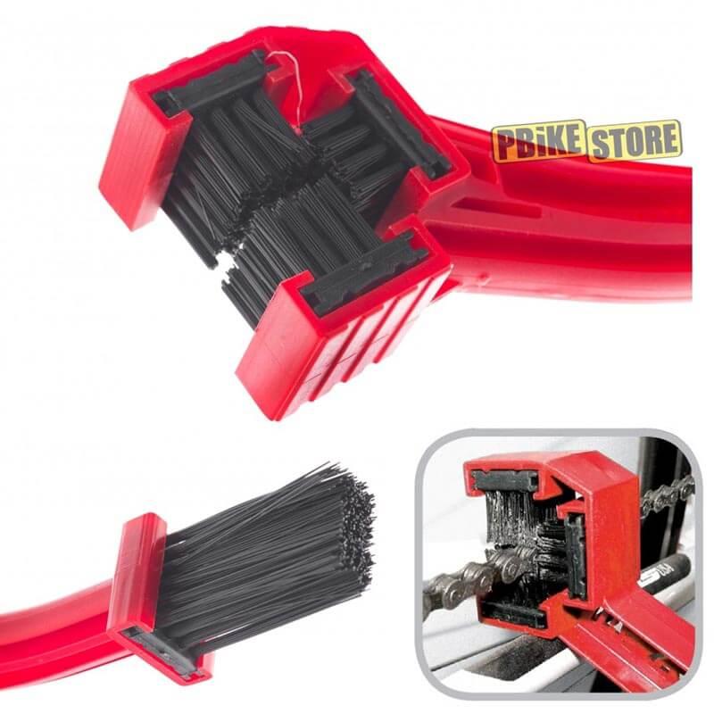 FINISH LINE doppia spazzola multiuso grunge brush, utilizzo