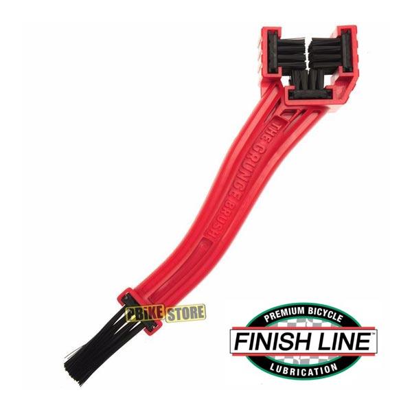 FINISH LINE doppia spazzola multiuso grunge brush FIN125