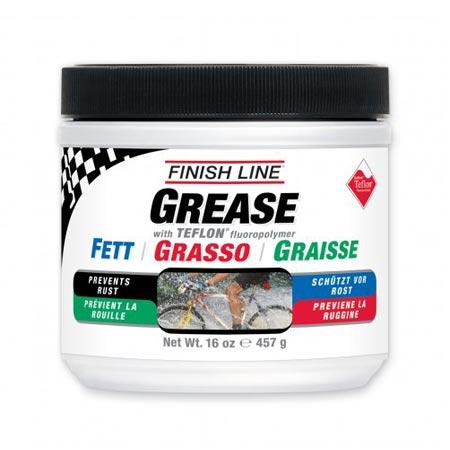 Finish Line Grasso Premium Sintetico al Teflon