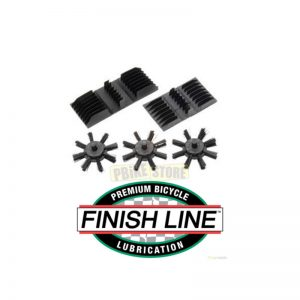 Finish Line Ricambio rotelline e spazzole per chain cleaner FIN02R