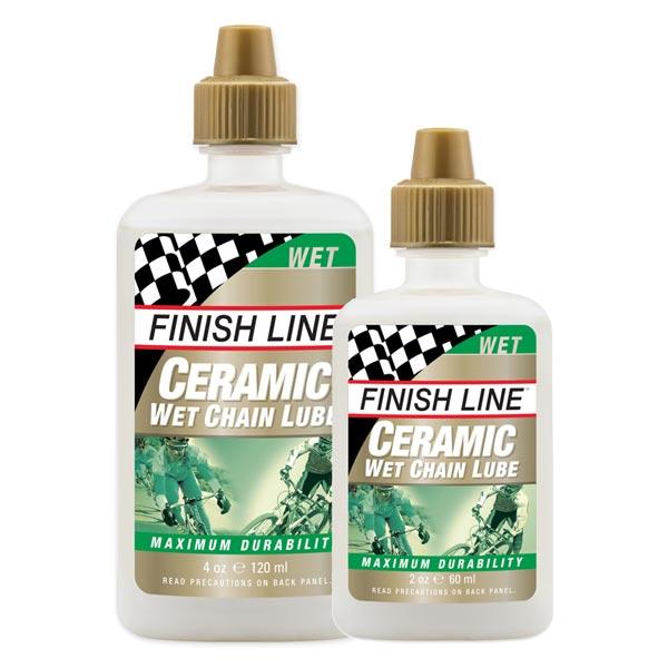 FINISH LINE Lubrificante Ceramico Umido per biciclette