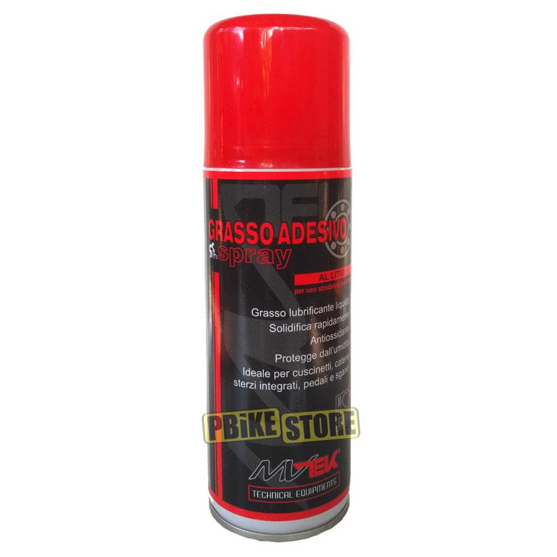 GRASSO spray al litio 200 ml
