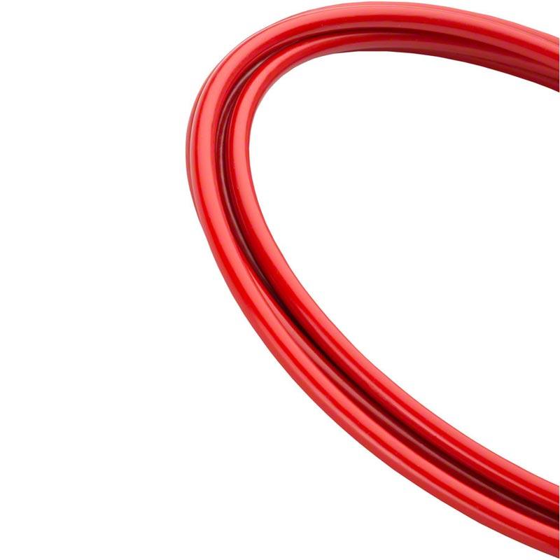 Jagwire Hyflow Tf 5.0 Tubo Freno Idraulico Rosso 3 Metri