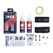 Joe's No-Flats Kit Tubeless universale per tutte le Ruote, conenuto scatola