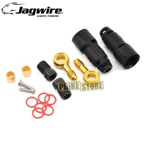 Kit Connettore JAGWIRE Quick-Fit Shimano XT-XTR 2011 HFA306