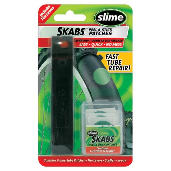 Kit riparazione Camera D'aria e copertoni bici-Mtb SLIME SKABS