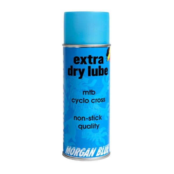 Lubrificante asciutto Morgan Blue Extra Dry Lube MTB e ciclocross