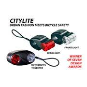Luci per Bici a LED Anteriore e Posteriore CityLite
