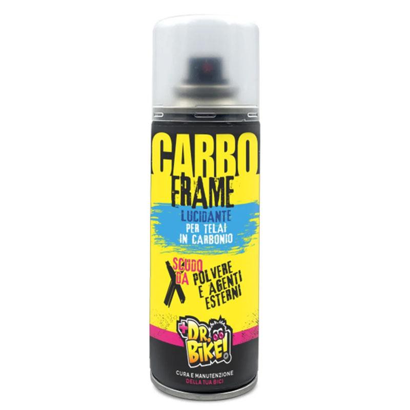 Lucidante Spray Per Telai In Carbonio