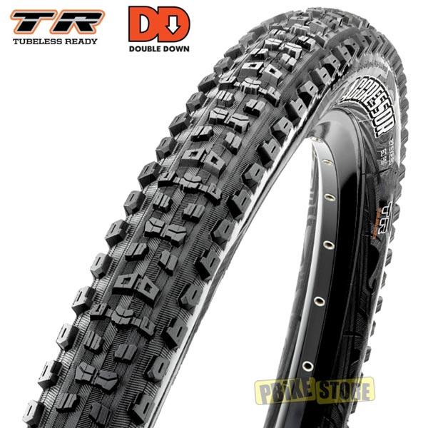 maxxis aggressor 29x2.30 wt dd tubeless ready tb96882100