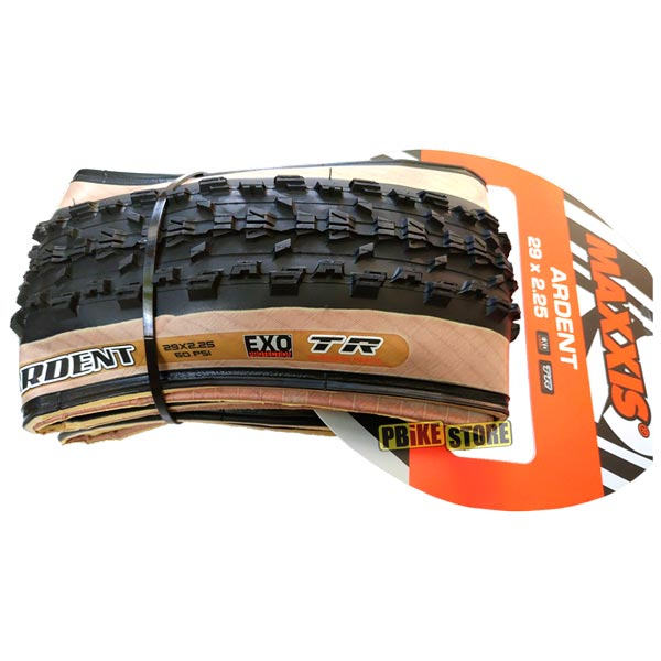 maxxis ardent skinwall 29 exo tr beige tb00176400