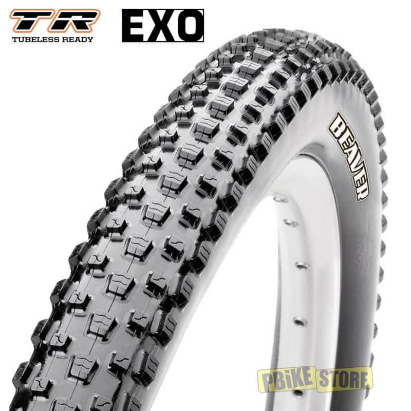 maxxis beaver 29x2.00 tubeless ready exo dual tb96820100