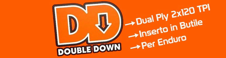 Maxxis carcassa Double Down DD 2-ply per Enduro