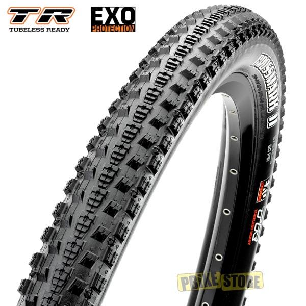 maxxis crossmark 2 27.5x2.25 exo tubeless ready dual tb91032100