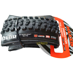 maxxis dissector 27.5x2.40 wt 3c exo tr