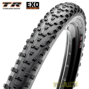Maxxis Forekaster 27.5×2.60 WT EXO TR DUAL