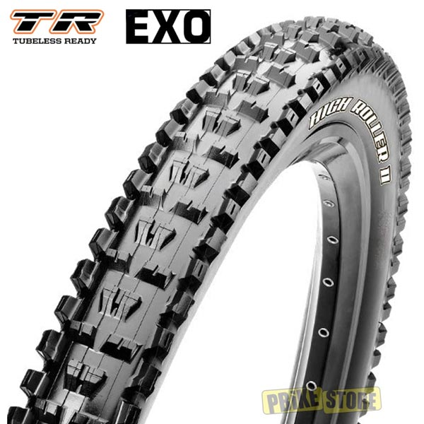 copertone maxxis high roller ii 27.5x2.30 exo tr dual tb85923000
