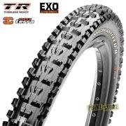 maxxis high roller ii 27.5x2.60 wt exo 3c tr tb00055100