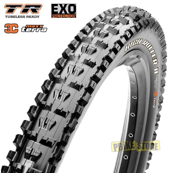 maxxis high roller 2 3c maxx terra 29x2.30 exo tr tb96769100