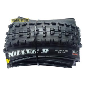 maxxis high roller II plus 27.5x2.80 exo tr tb96910100