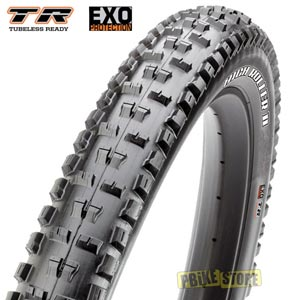 Maxxis High Roller II PLUS 27.5x2.80 Tubeless Ready DUAL EXO TB96910100