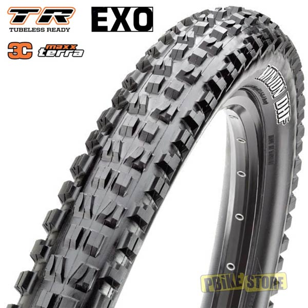 maxxis minion dhf 3c maxx terra 27.5x2.30 exo tr tb85925100