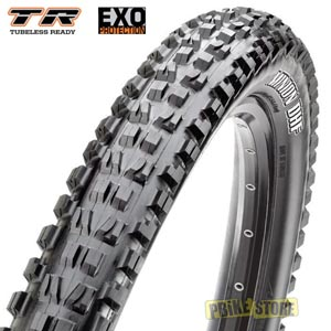 Maxxis Minion DHF 27.5x2.30 Tubeless Ready DUAL EXO Protection TB85925400