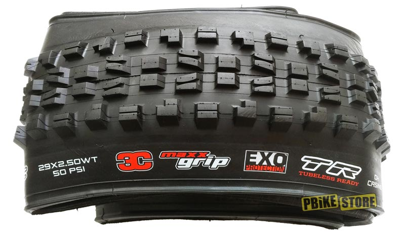 maxxis minion dhf 29 3c tubeless ready