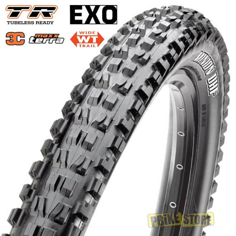 Maxxis Minion DHF 29x2,50 Wt Tubeless Ready 3C EXO