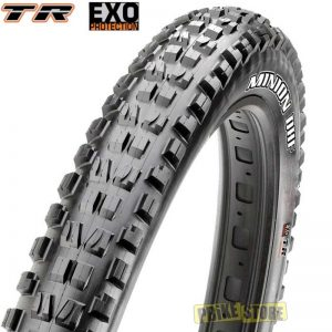 Maxxis MINION DHF PLUS 29x3.00 EXO Tubeless Ready DUAL