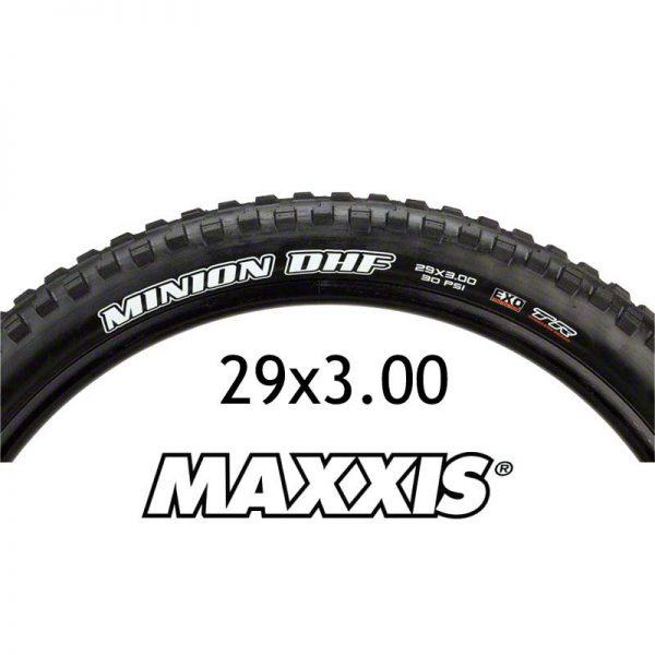 copertone plus maxxis minion dhf 29x3.00 TB96834100