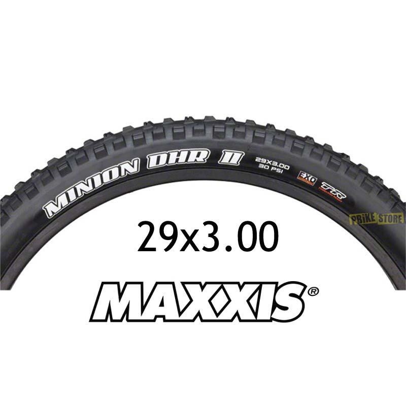 Maxxis MINION DHR II PLUS 29 EXO DUAL TR