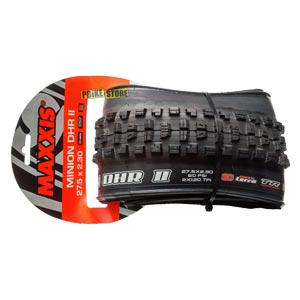 maxxis minion dhr II 27.5x2.30 3c dd tubeless tb85927400