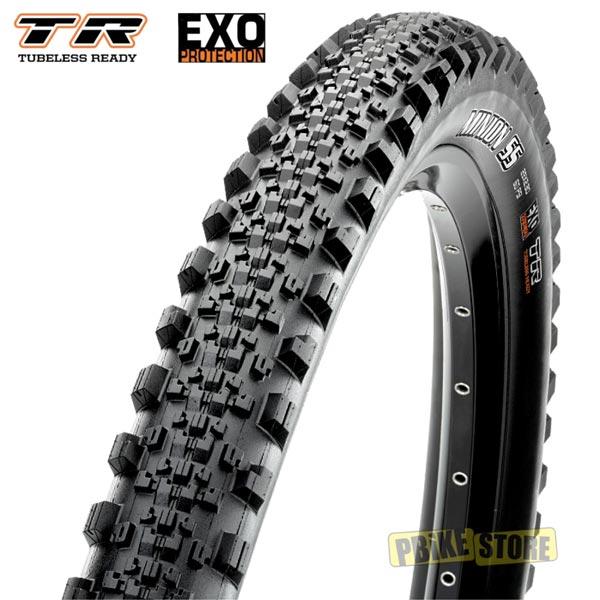 maxxis minion ss 27.5x2.30 tubeless ready dual exo tb91007000