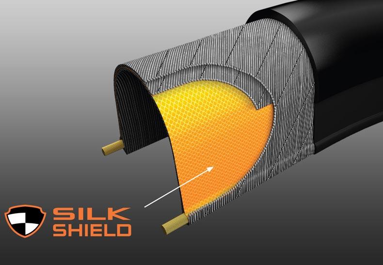 maxxis silkshield protezione antiforatura