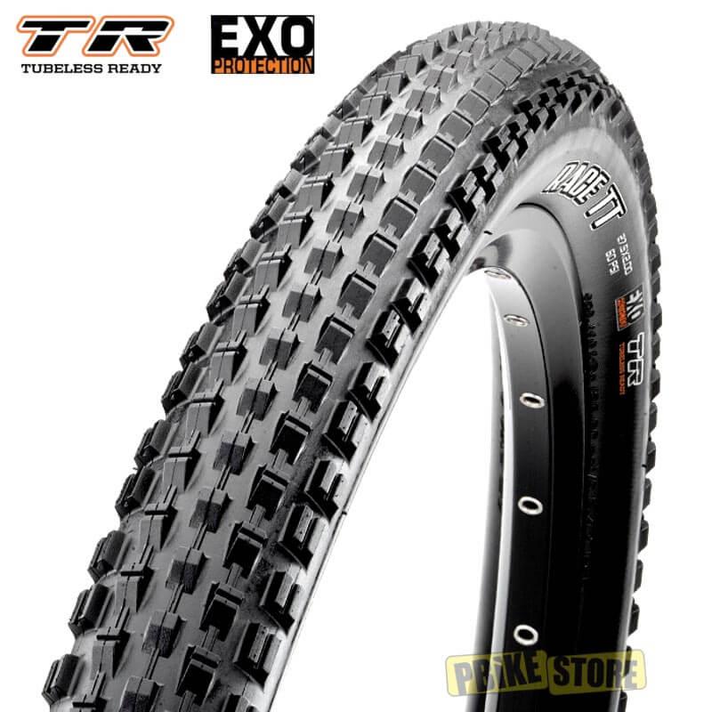 Maxxis RACE TT 29x2.00 Tubeless Ready DUAL EXO TB96822000