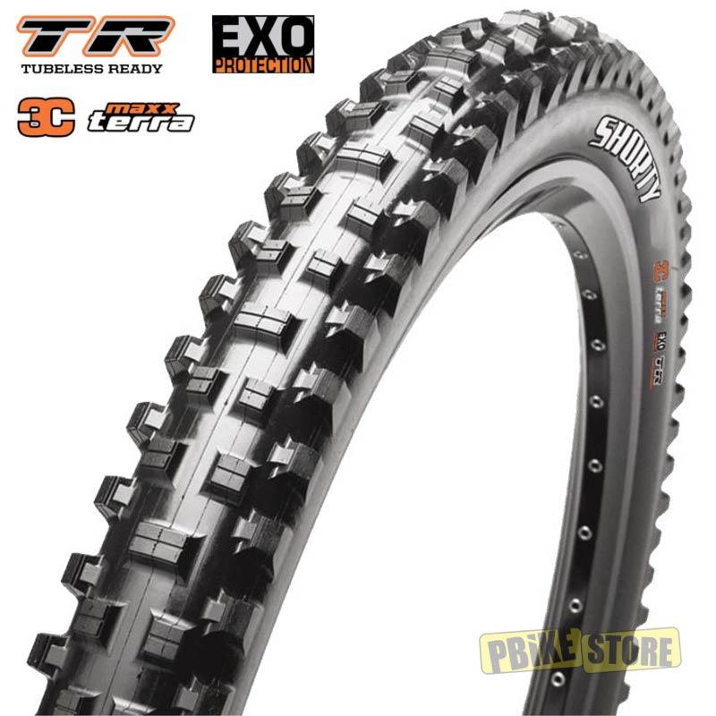 Maxxis SHORTY 26x2.30 Tubeless Ready 3C EXO