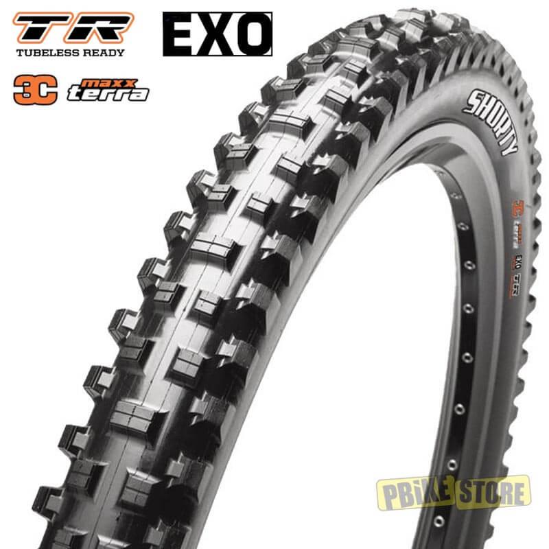 Maxxis SHORTY 27.5x2.30 Tubeless Ready 3C EXO TB85924100
