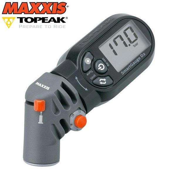 maxxis smartgauge d2 manometro digitale pressione gomme