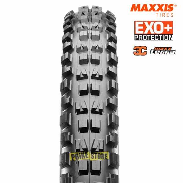 maxxis tb00093800 minion dhf plus 27.5x2.80 3c/exo+/tr
