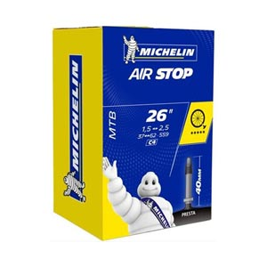 Michelin Camera MTB Airstop C4 26x1.45-2.60 Presta 40mm