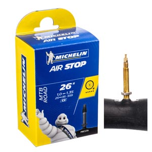 Michelin Camera Trekking Airstop C2 26X1.10-1.50 Presta 40mm