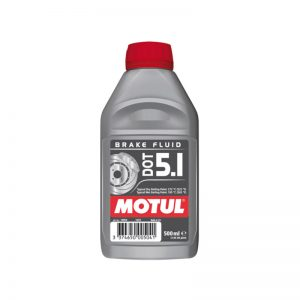 Motul Liquido freno DOT 5.1 Brake Fluid 500ml