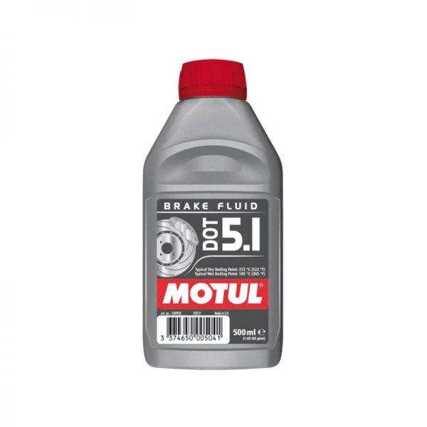Motul Liquido freno DOT 5.1 Brake Fluid 500ml